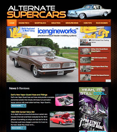 alternate supercars